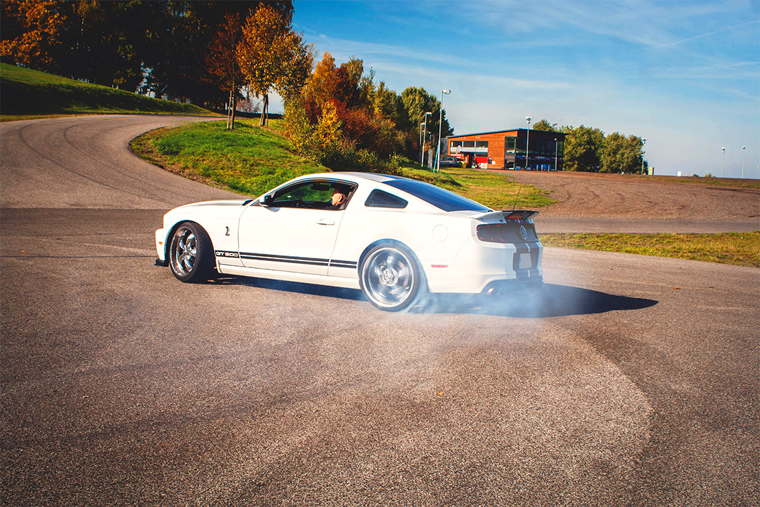 Driving Experience - Shelby GT 500
