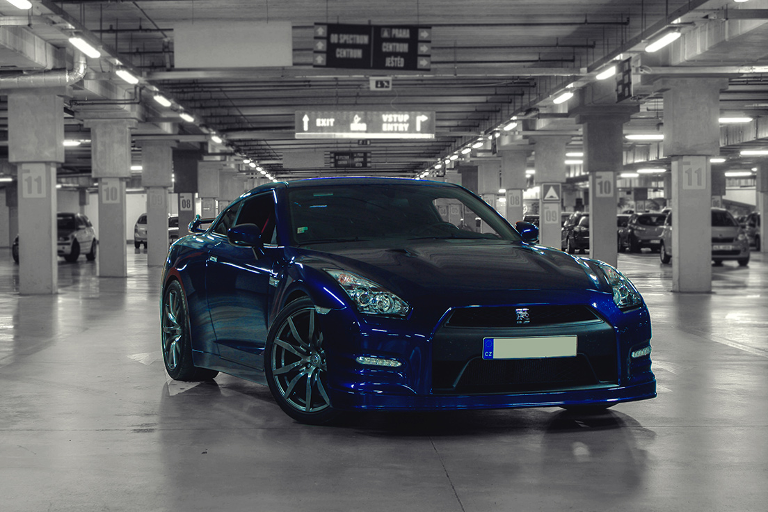 Driving Experience - Nissan GT-R