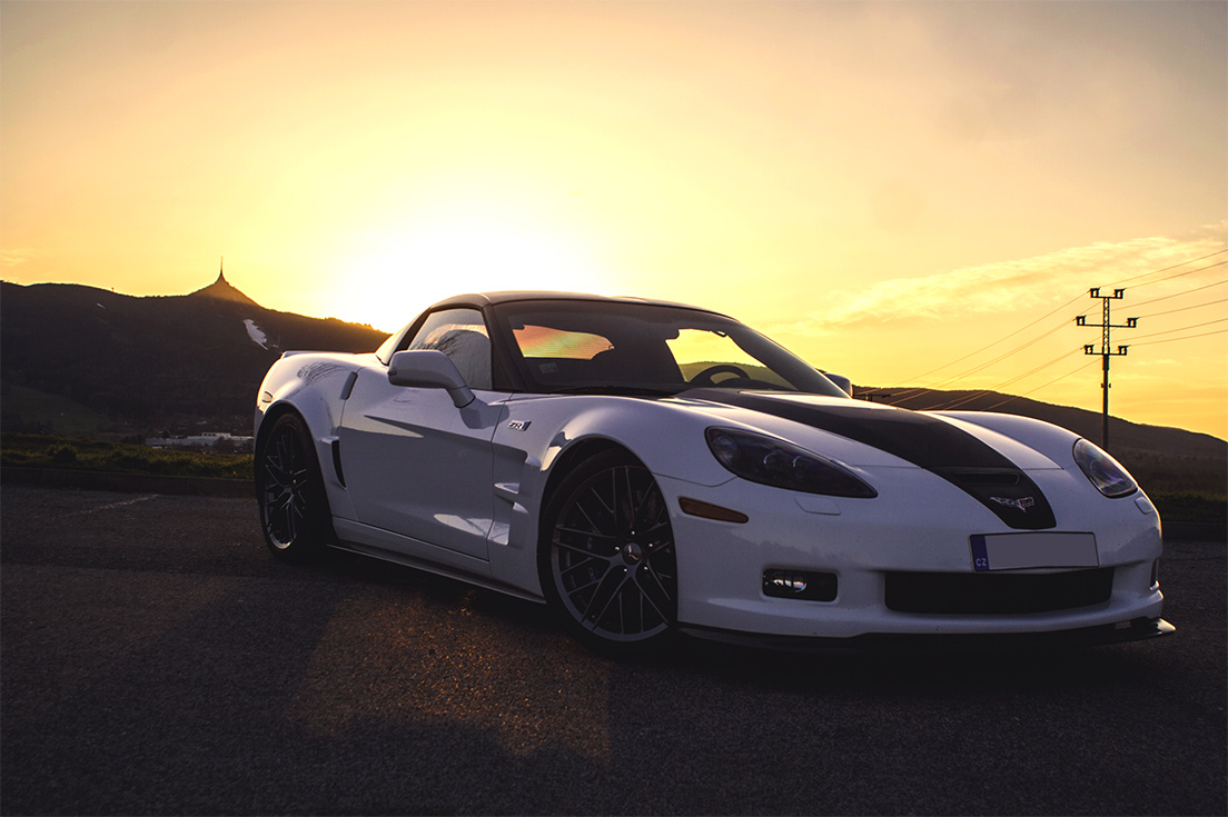 Driving Experience - Corvette ZR1
