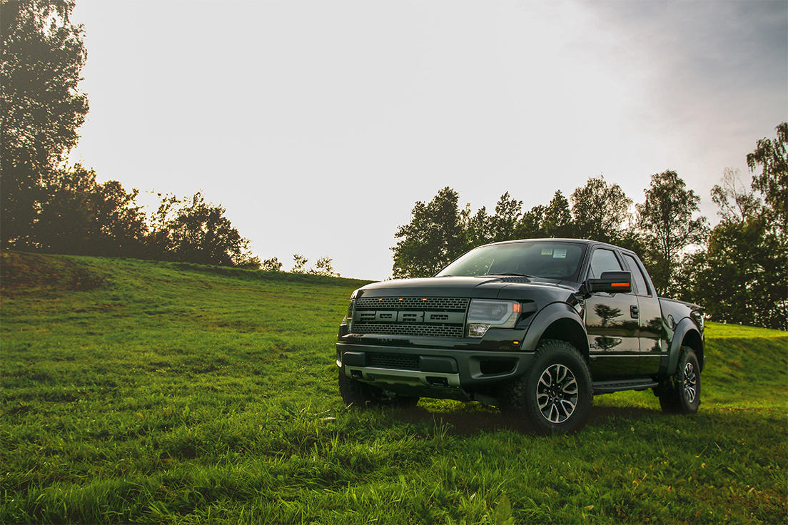 Driving Experience - Ford F-150 Raptor
